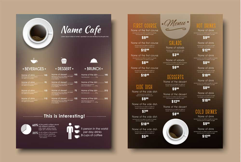 Learn more about the best menu design software for busy restaurateurs.