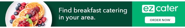 Find breakfast catering near you