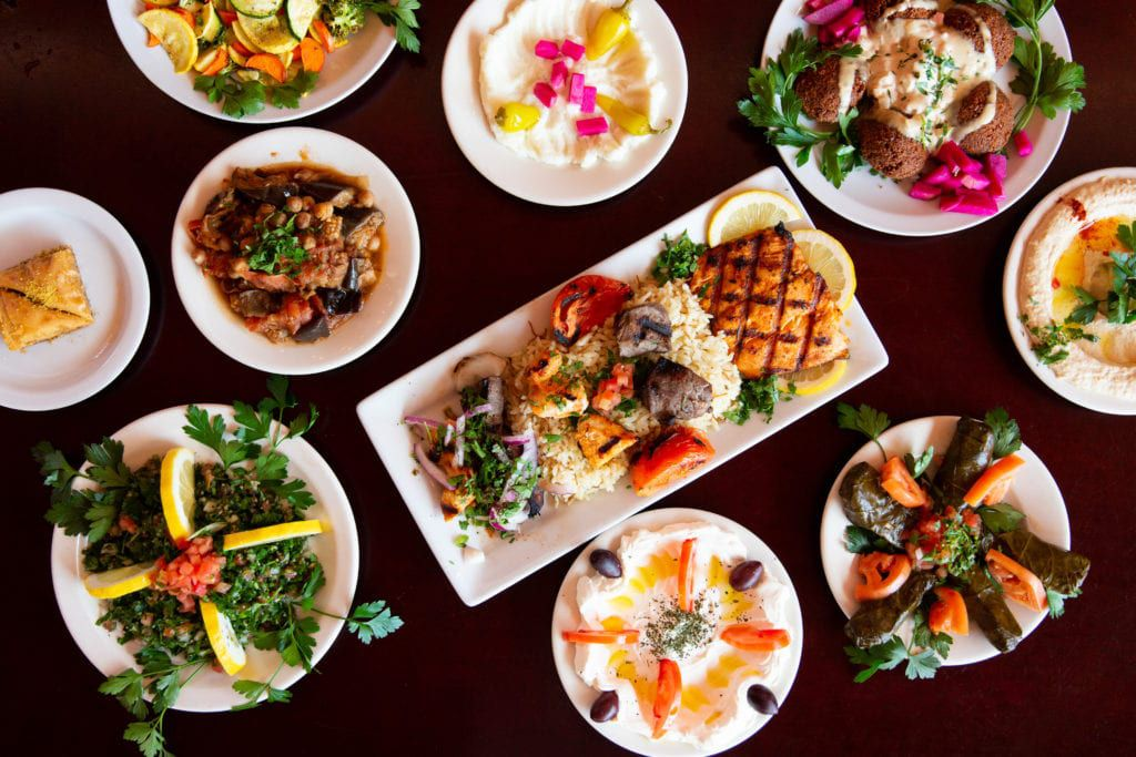 These ten restaurants deliver some of the best business catering options in Los Angeles.