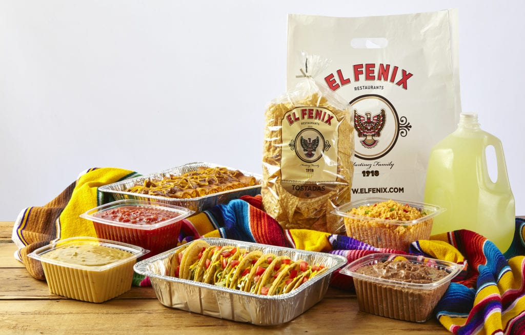 Whether you're catering a company lunch or a last-minute sales meeting, El Fenix Mexican Restaurant offers some of the best catering options for small and large groups.