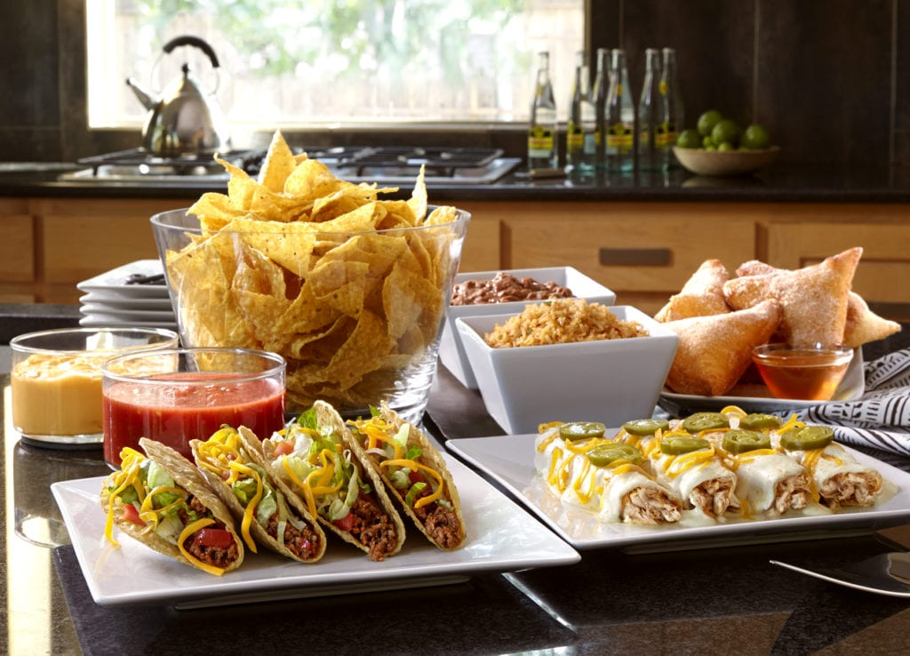 Whether you want apps like chips and salsa or filling Tex-Mex mains, it's easy to find delicious catering options from El Fenix Mexican Restaurant.