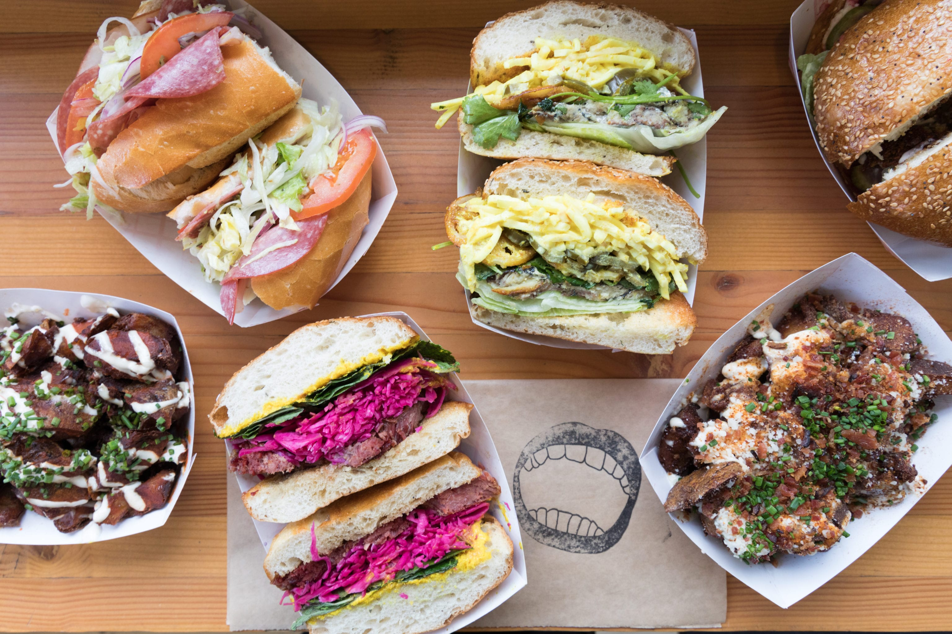 America S 50 Most Iconic Sandwiches By State Lunch Rush