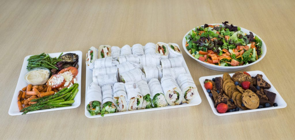 Whether you're catering a company meal or a last-minute sales meeting, Au Bon Pain offers some of the best catering options for small and large groups.