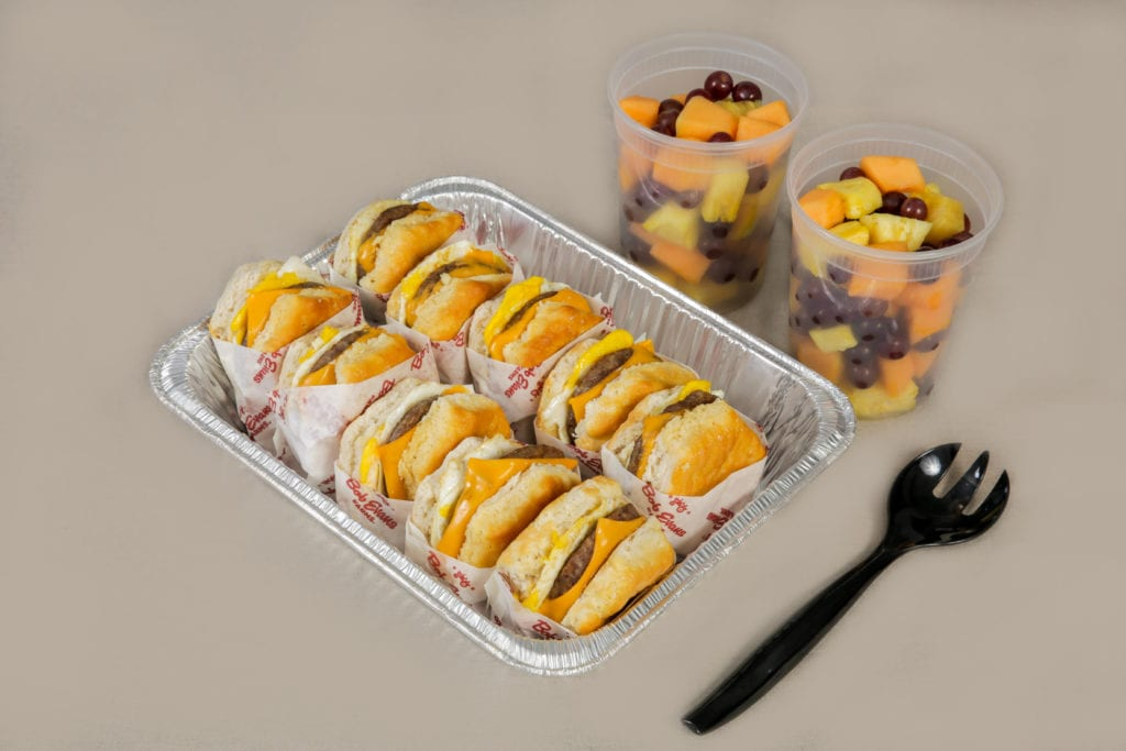 If you don't have hours to plan breakfast for your Tampa office, go for a catering package from one of these ten restaurants.