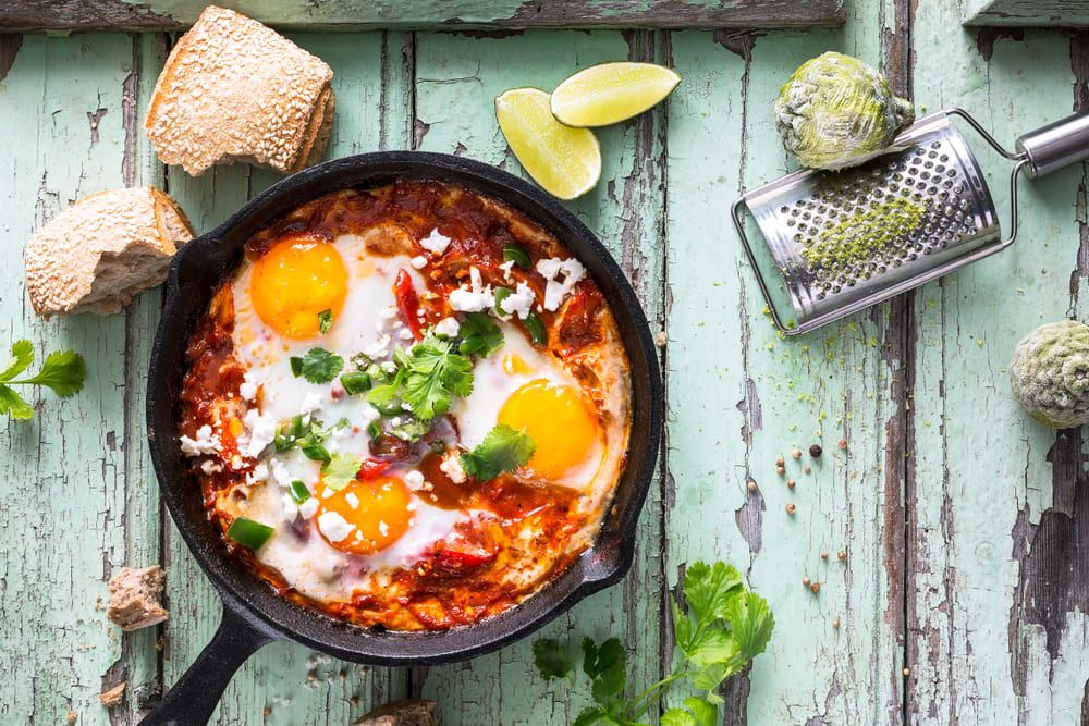 Discover what these 10 countries from around the world serve for breakfast.