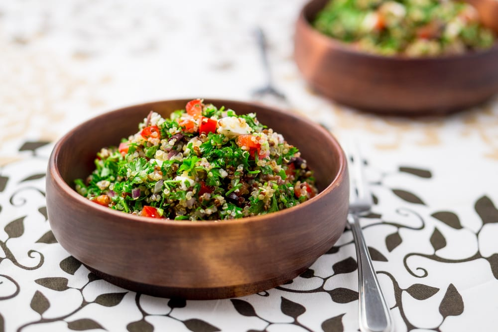 You'll find many of these Mediterranean foods listed on restaurant and catering menus across the country.