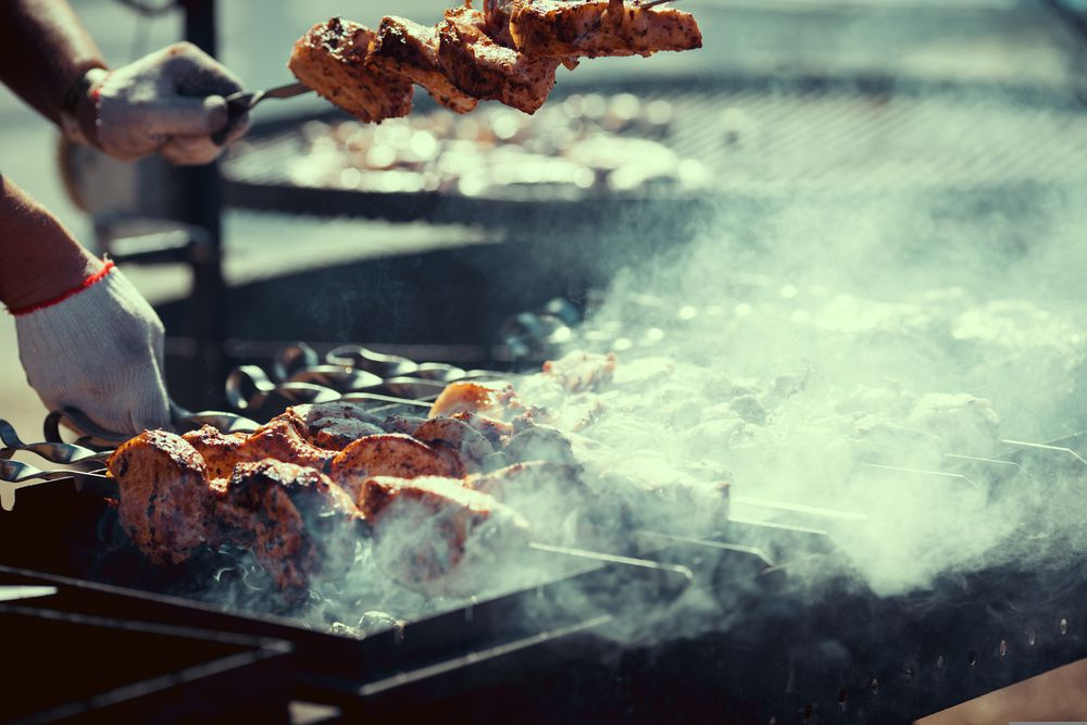 """We may define """"barbecue"""" as """"meat and smoke,"""" variations and types of BBQ abound beyond that definition."""