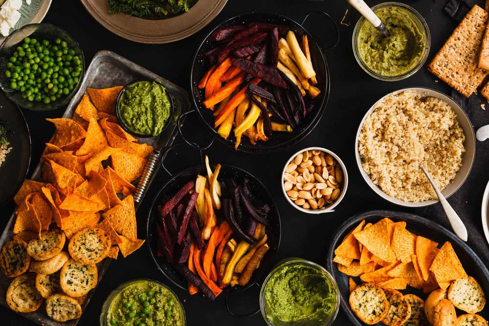Here are eight cheap corporate catering ideas that won't compromise on taste.