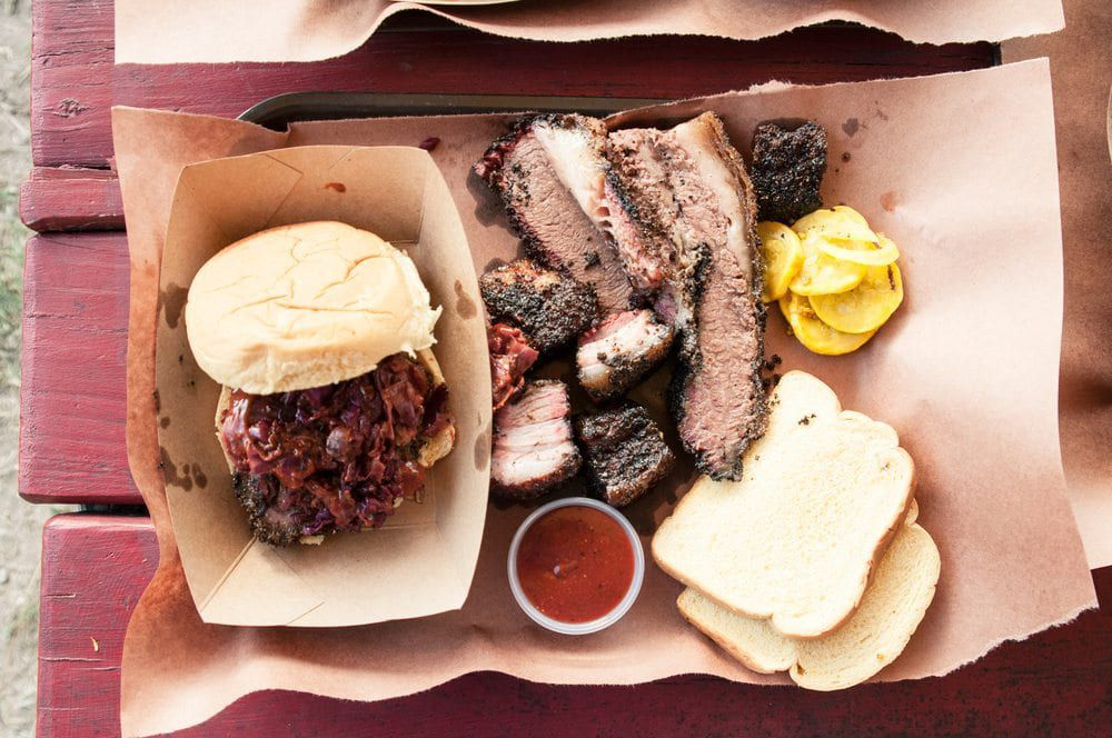 "We may define ""barbecue"" as ""meat and smoke,"" variations and types of BBQ abound beyond that definition."