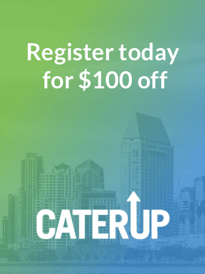 $100 Off CaterUp 2020 in San Diego