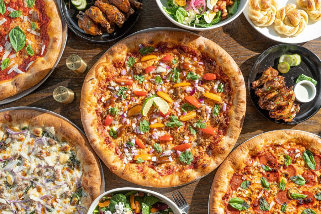 On National Pizza Month, consider ordering a few of our best pizza combos to give your office new flavors to try.