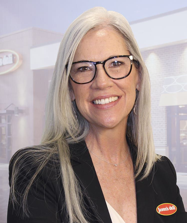 Gracie Prasanson of Jason's Deli says restaurants need to differentiate their catering customers from other market segments.