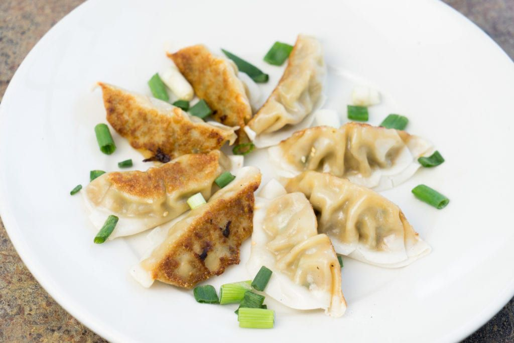 Across the country, you'll find Chinese restaurants catering their own versions of this classic dish, dumplings.