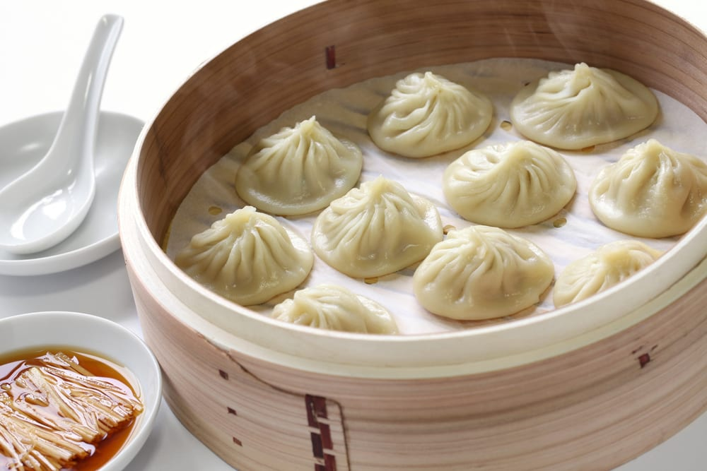 You'll find dishes like Shanghai soup dumplings and many more tasty catering ideas at your local Chinese restaurants.