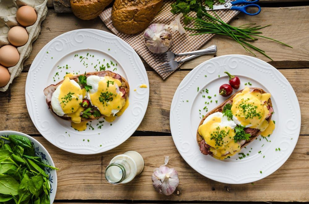 Here are six of our all-time favorite brunch catering menu ideas—and why they belong in a category of their own.