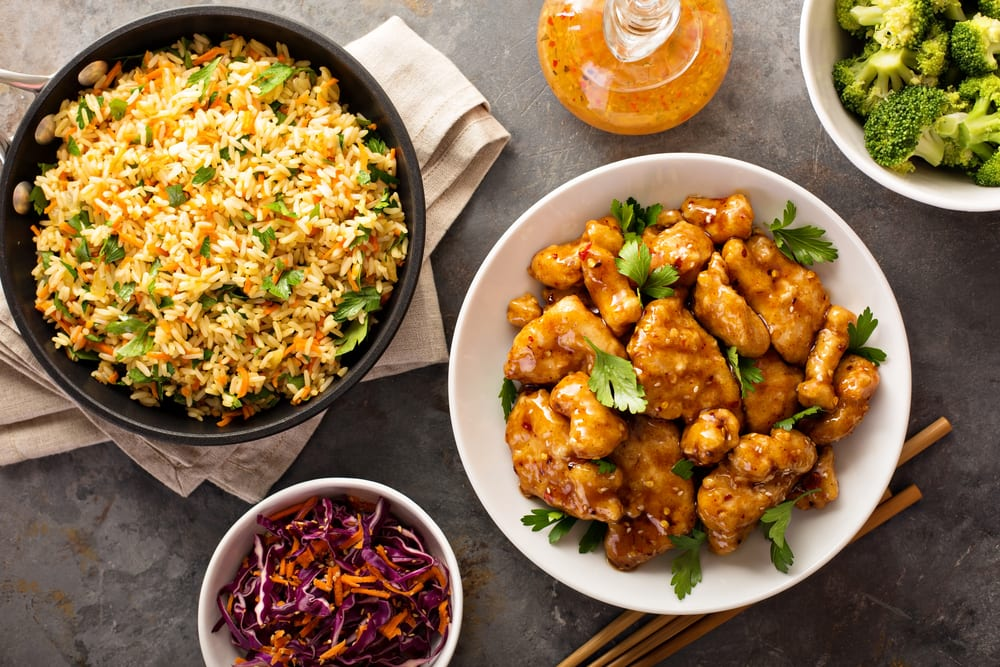 From fried rice to sesame chicken, your coworkers are sure to enjoy these ideas for Chinese catering.