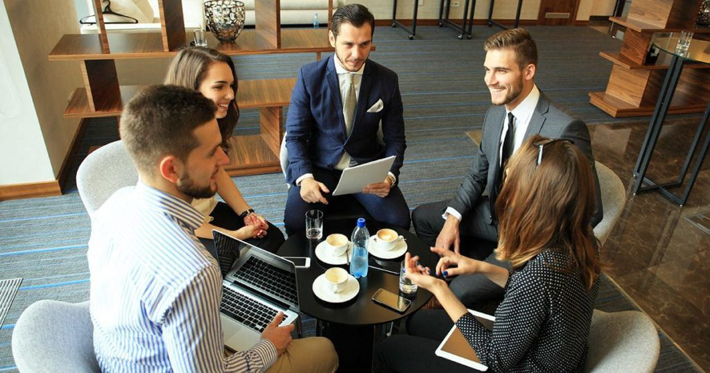 Start your morning on the right foot with a productive morning meeting.