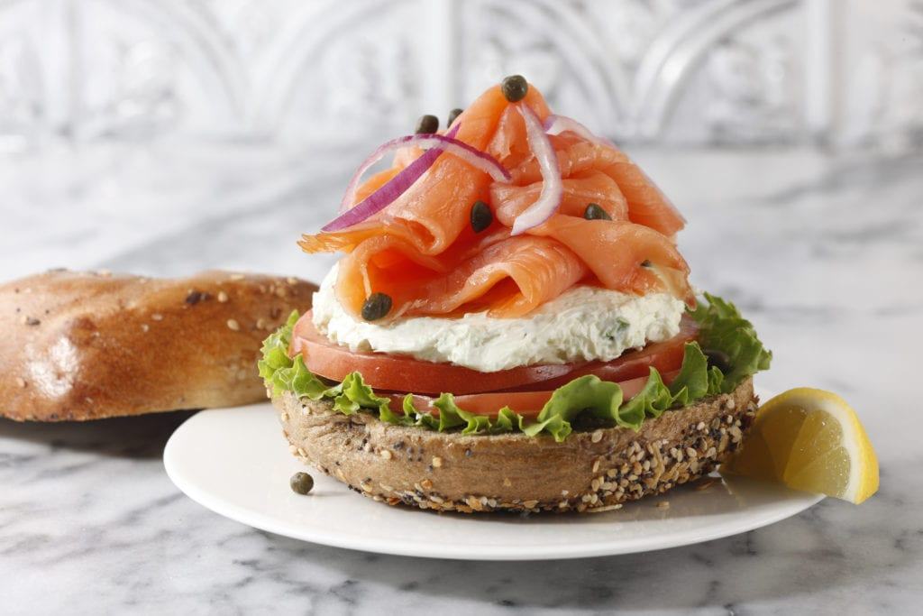 Celebrate National Bagel Day With These Favorite Flavors