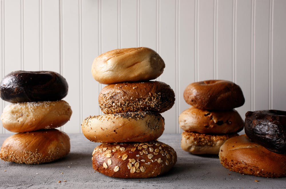 Celebrate National Bagel Day with these favorite flavors.