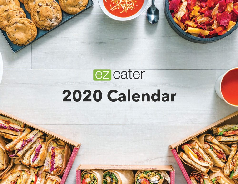 With our downloadable 2020 calendar, map out the entire year of food holidays.