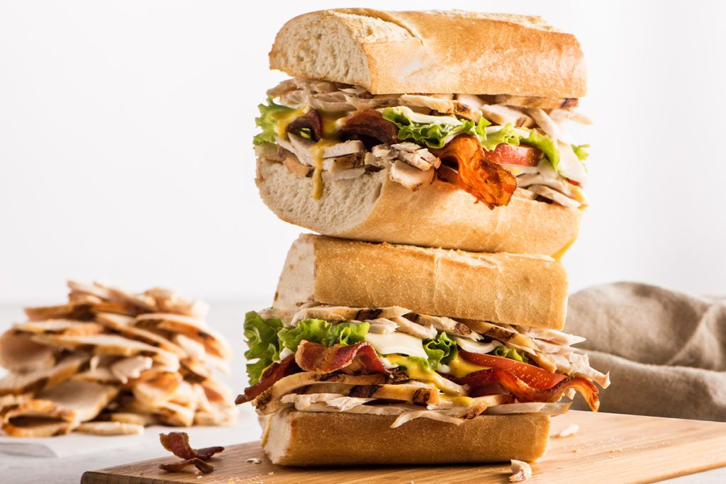 Newk's Eatery lunch delivery