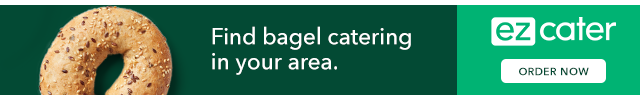 Find bagel catering in your area