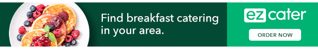 Find breakfast catering in your area