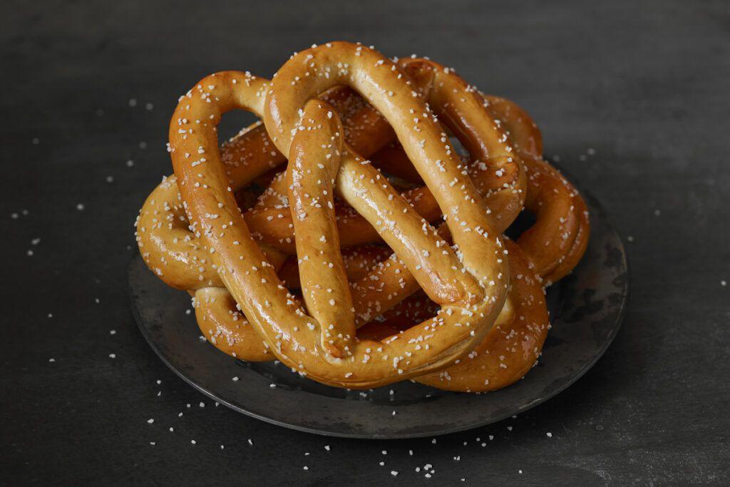 Classic pretzels from Pretzelmaker