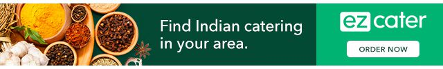 Find Indian catering near me