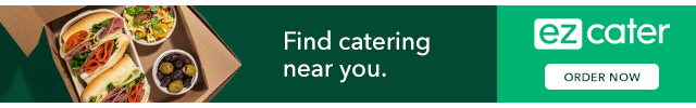 Find catering near me