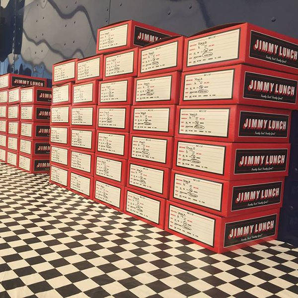Jimmy John's Boxed Lunches