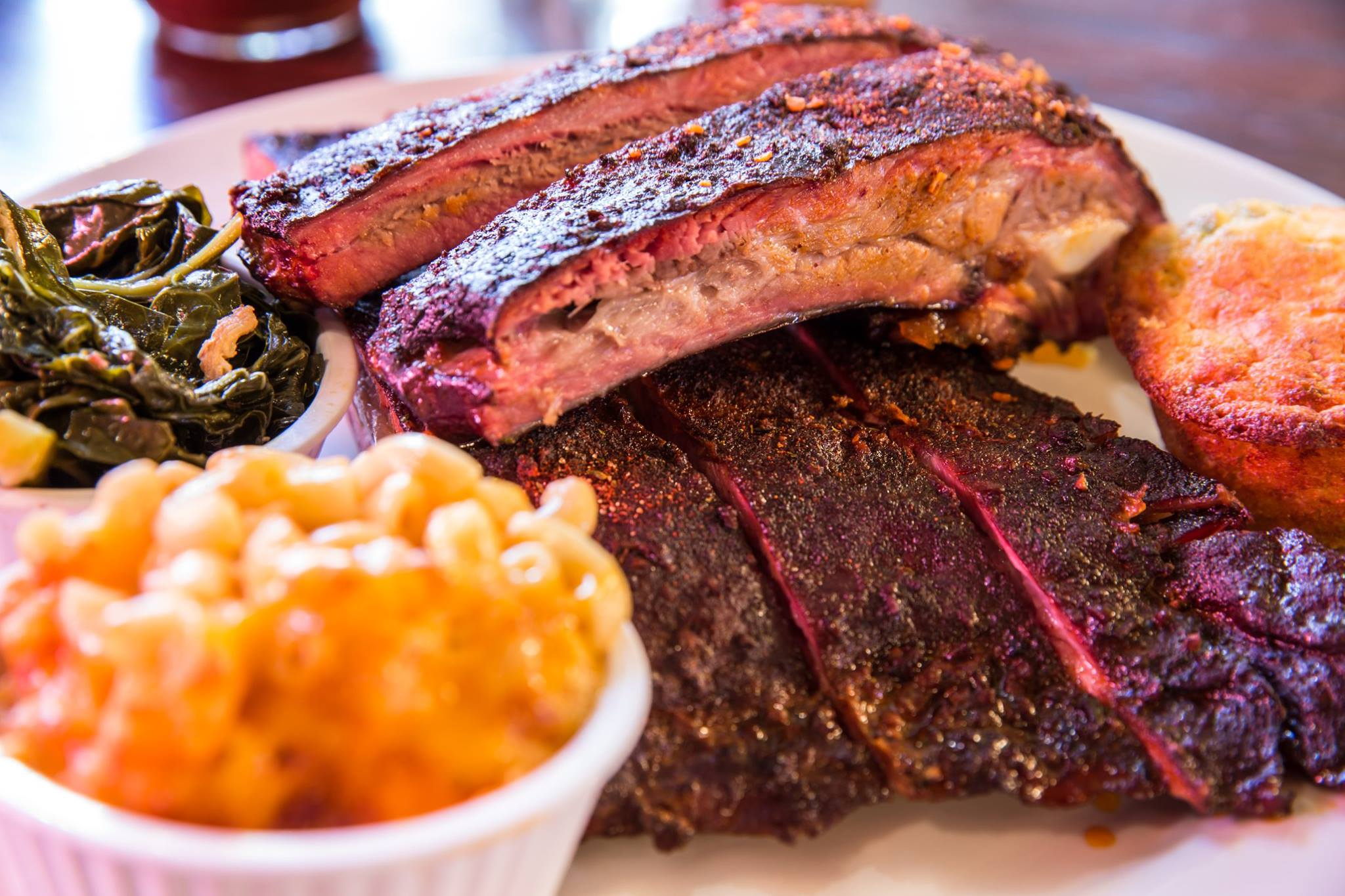 Game Day Carry-Out at Real Urban BBQ, Chicago Restaurant