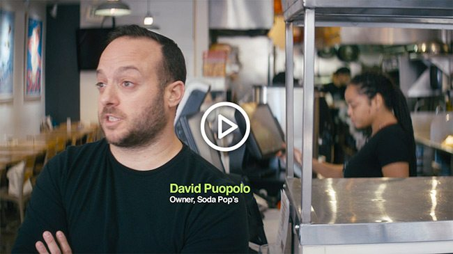 David Puopolo Caterer Testimonial
