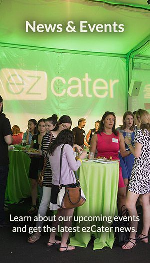 Learn about our upcoming events and get the latest ezCater news.