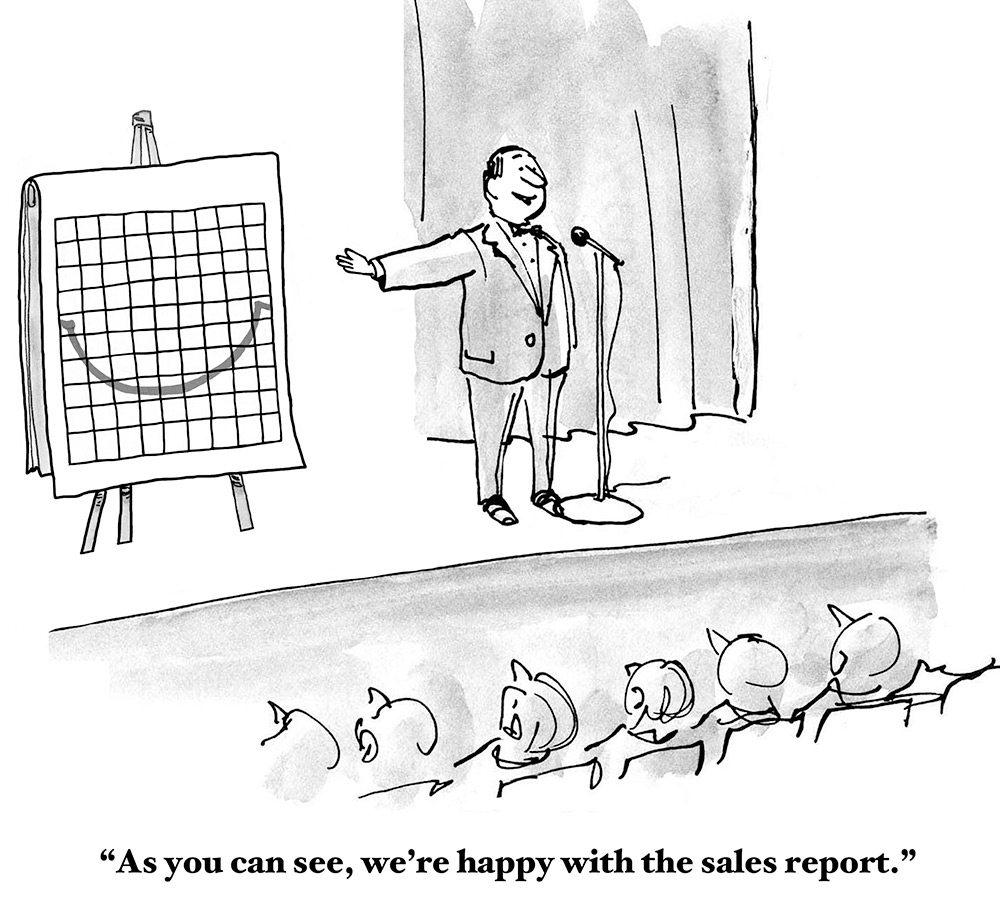 Understanding Sales Reporting