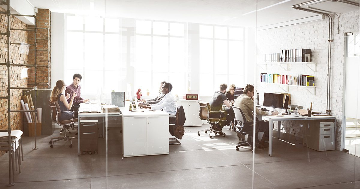Collaborate on special projects to boost office morale