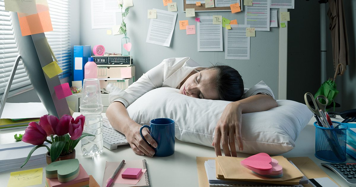 Use Naps to Boost the Mood