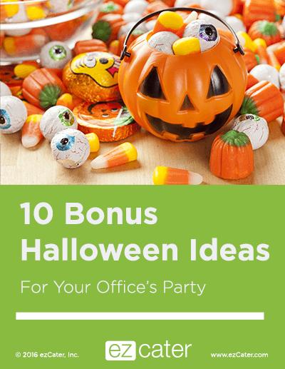 10 Bonus Office Halloween Party Ideas