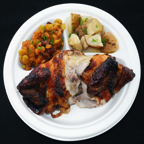 Goldie's Rotisserie BBQ Catering Los Angeles