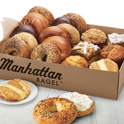 Manhattan Bagel in Wilmington, DE