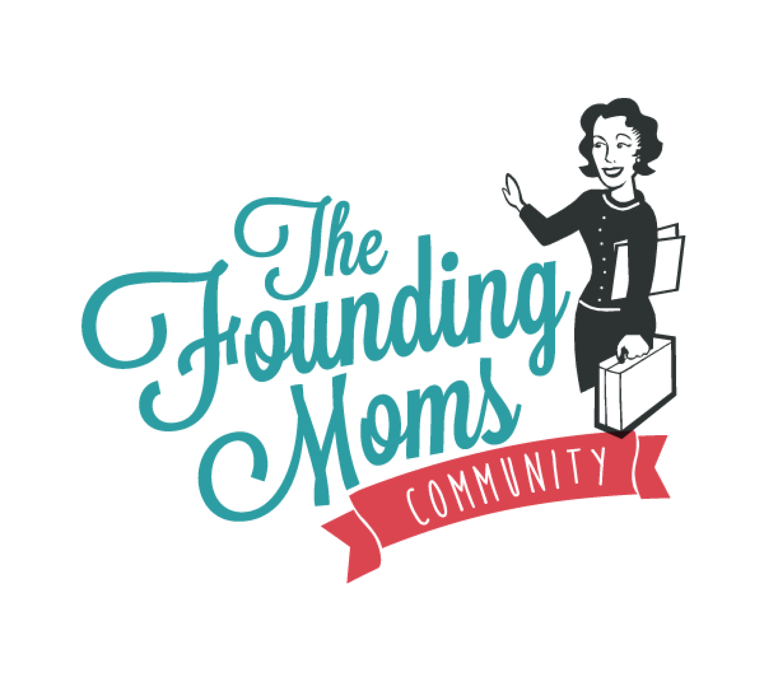 Founding Moms Logo