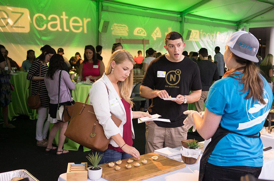 ezFoodFest Boston Exhibition