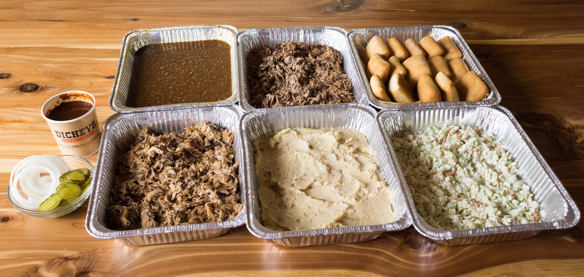 How to Order BBQ Catering with Dickey's Barbecue Pit - ezCater