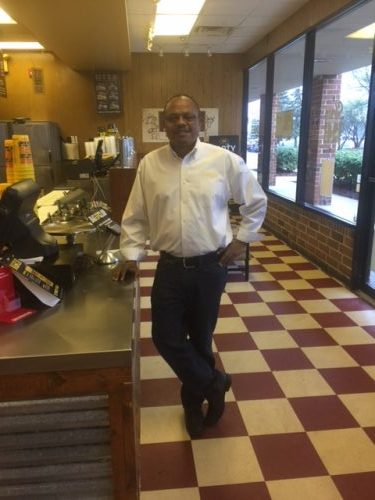 Willy Mathew's of Dickey's Barbecue Pit