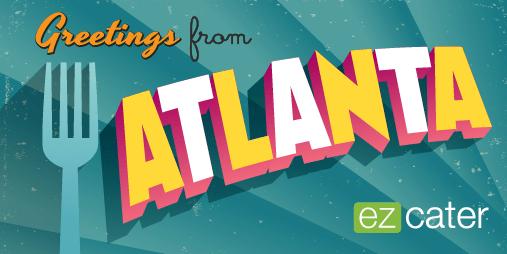 Greetings from the Atlanta food scene