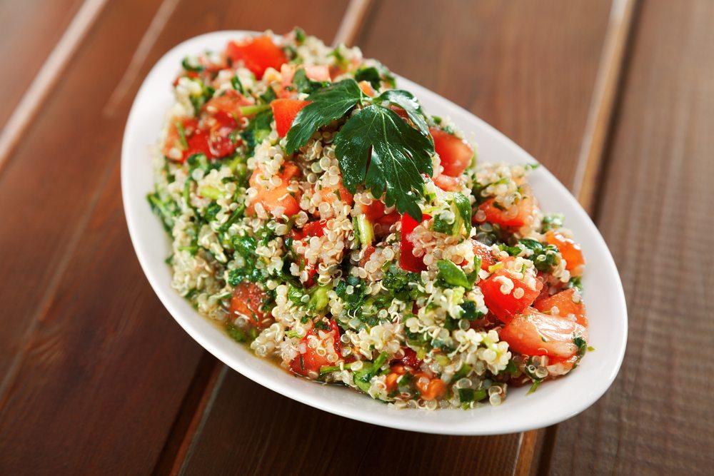 Gluten-free tabbouleh
