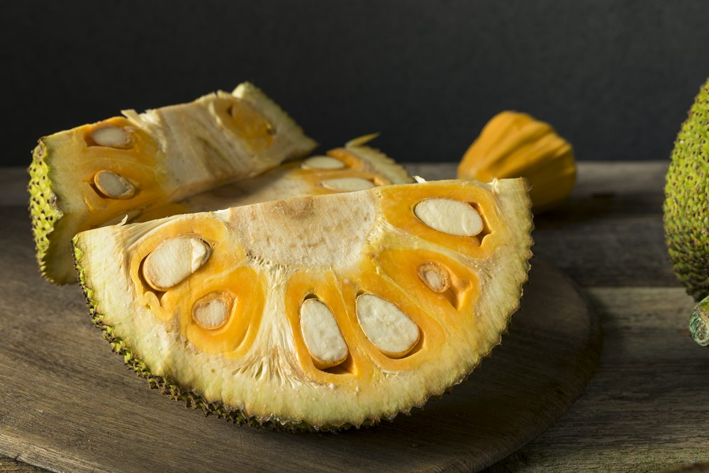 Jackfruit in a 2018 global food trend
