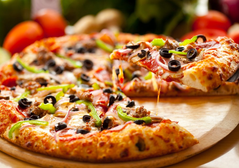 most popular types of pizza