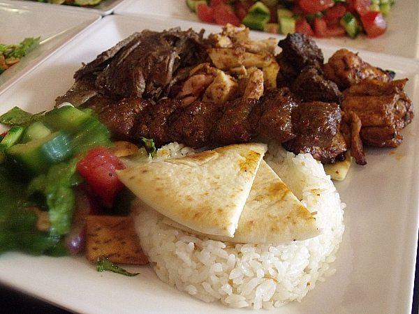 Star Kebab - Combo Plate