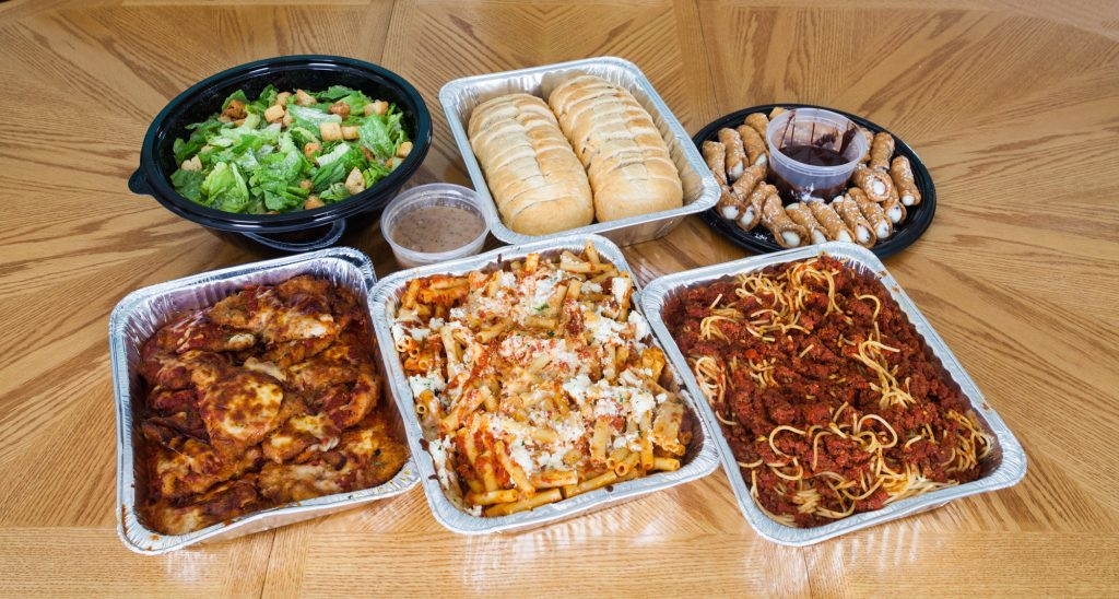 Buca di Beppo Celebration Package 4